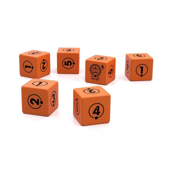 Tales from the Loop RPG: Dice Set (New Design 2019)