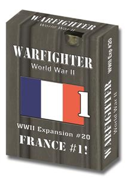 Warfighter Pacific: Expansion 20 - French 1