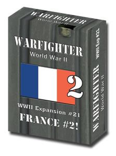 Warfighter Pacific: Expansion 21 - French 2