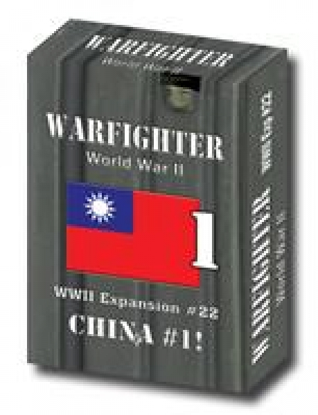 Warfighter Pacific: Expansion 22 - China 1