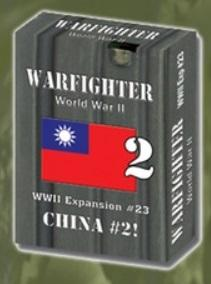 Warfighter Pacific: Expansion 23 - China 2