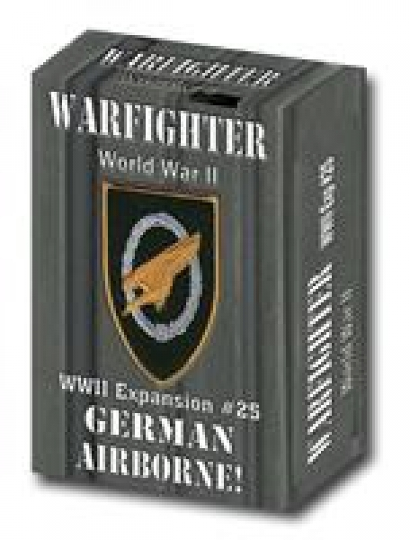 Warfighter Pacific: Expansion 25 - German Airborne