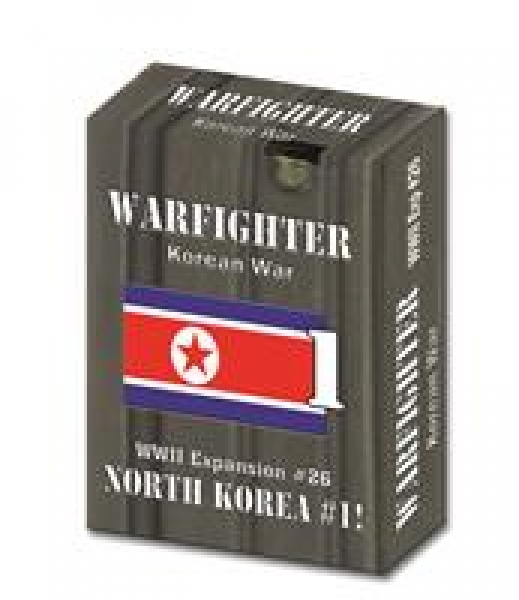 Warfighter Pacific: Expansion 26 - North Korea 1