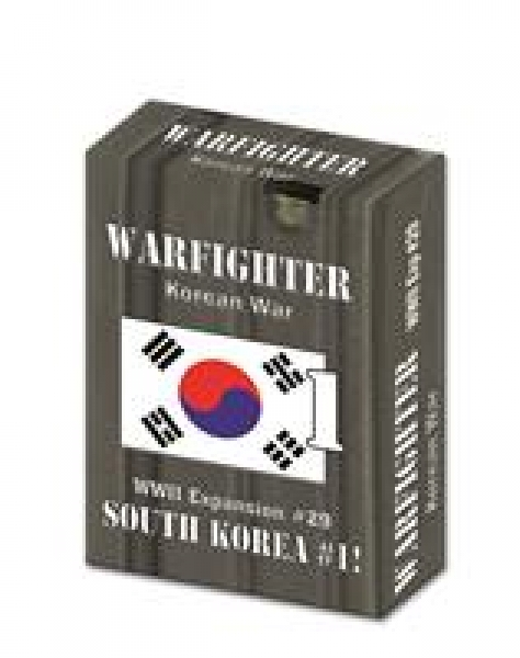 Warfighter Pacific: Expansion 29 - South Korea 1