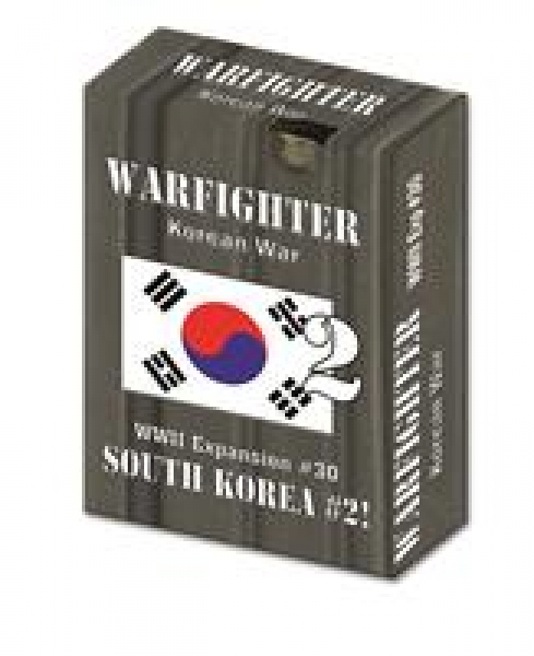 Warfighter Pacific: Expansion 30 - South Korea 2