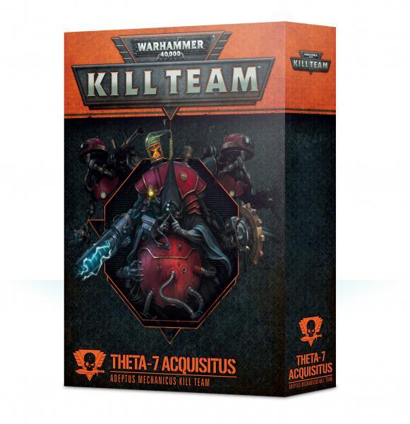 Warhammer 40K: Theta-7 Aquisitus [KILL TEAM]