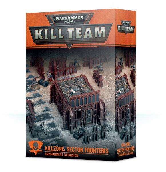 Warhammer 40K: Sector Fronteris [KILL TEAM]