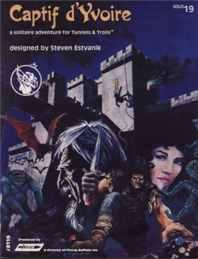 Tunnels & Trolls RPG: Captif d'Yvoire