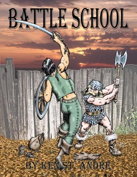 Tunnels & Trolls RPG: Battle School