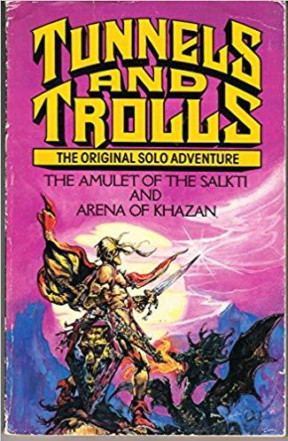 Tunnels & Trolls RPG: Amulet of Salkti & Arena of Khazan