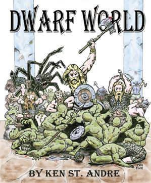 Tunnels & Trolls RPG: Dwarf World