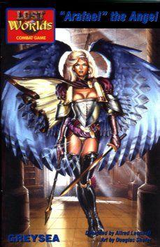 Roleplaying Accessories: Lost Worlds, Reprints, Arafael Angel