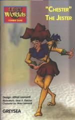 Roleplaying Accessories: Lost Worlds, Reprints, Chester the Jester