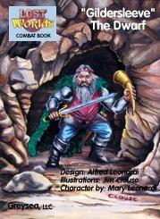 Roleplaying Accessories: Lost Worlds, Reprints, Gildersleve