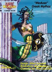 Roleplaying Accessories: Lost Worlds, Reprints, Medusa