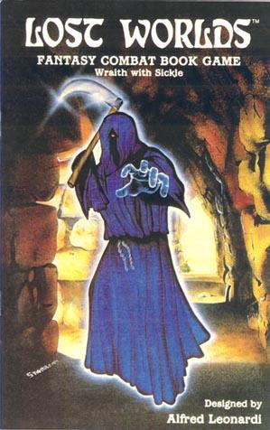 Roleplaying Accessories: Lost Worlds, Reprints, Wraith