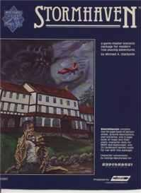 Roleplaying Accessories: Mercenaries Spies & Private Eyes Stormhaven