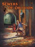 Tunnels & Trolls RPG: Sewers of Oblivion