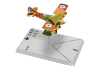 Wings Of Glory WWI Miniatures: Spad XIII (Chavannes)