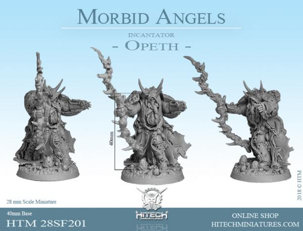 HiTech Miniatures: Opeth
