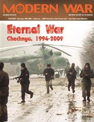 Modern War Magazine #40: Eternal War Chechnya 1994-2009