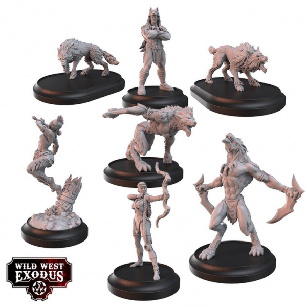 Wild West Exodus: Hour of the Wolf Posse