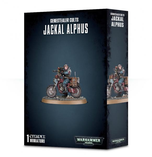 Warhammer 40K: Genestealer Cults Jackal Alphus