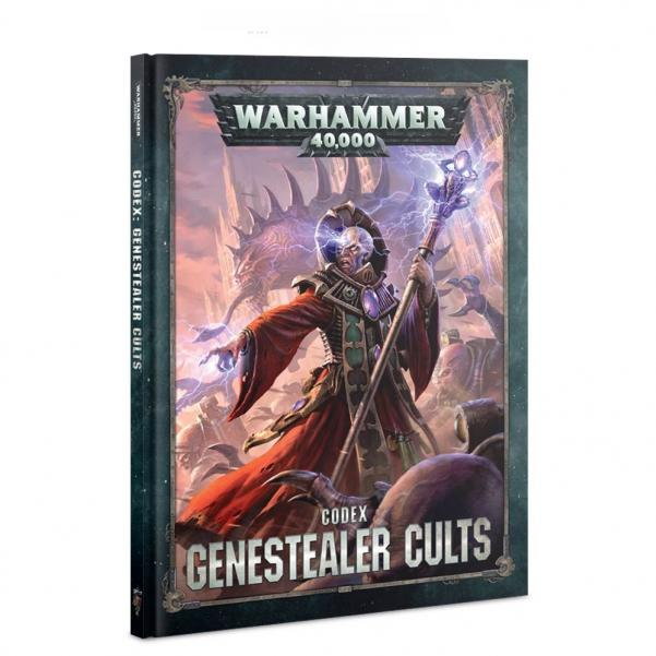 Warhammer 40K: Genestealer Cults Codex (2019) (HC)