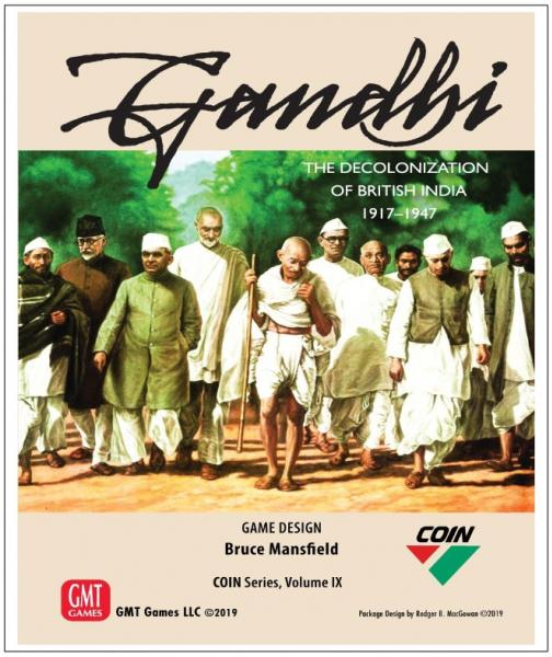 GANDHI: The Decolonization of British India 1917 - 1947