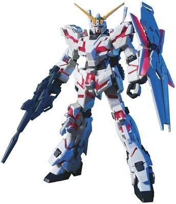 Bandai Hobby (Gunpla): #100 RX-0 Unicorn Gundam Destroy Mode (1/144 scale)