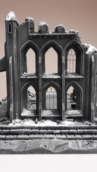 Terrain Accessories: Gothic Tracery Windows (6 pcs)