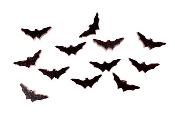 Game Accessories: Bat Hero Tokens (12)