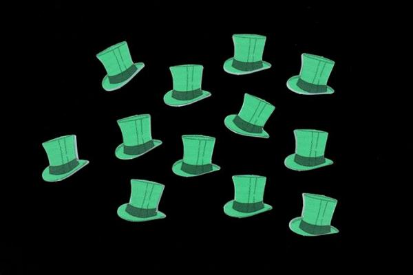 Game Accessories: Mad Hat Hero Tokens (12)