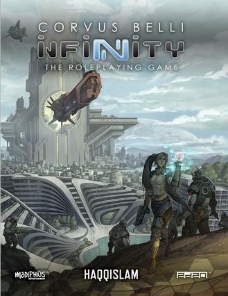 Infinity RPG: Haqqislam