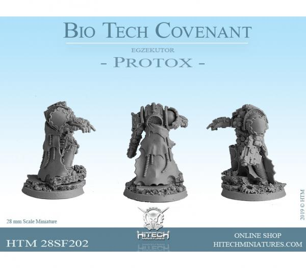 Bio Tech Covenant: Egzekutor Protox