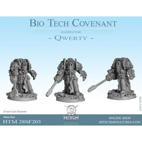 HiTech Miniatures: Qwerty
