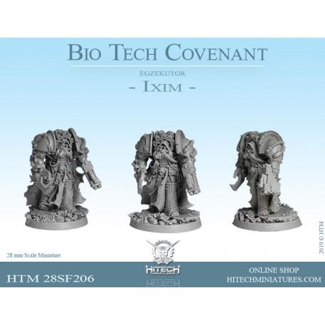HiTech Miniatures: Ixim