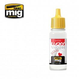 AMMO: Satin Lucky Varnish (17mL)
