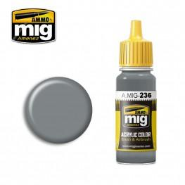 AMMO: Acrylic Paint - FS 36293 Light Grey (17ml)