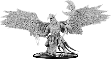 BaneBeasts: Hetseentchax, One-Headed Phoenix Demon