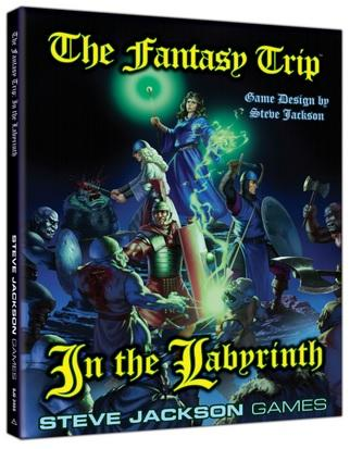 The Fantasy Trip: In the Labyrinth (HC)