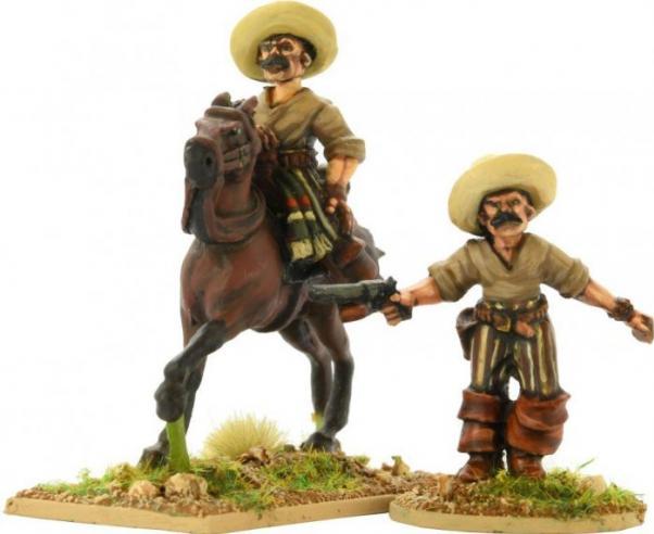 Artizan Designs Wild West: Bernado - Mexican Bandit