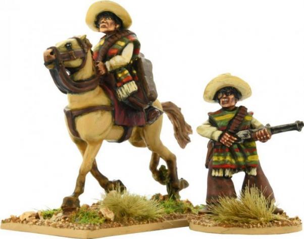 Artizan Designs Wild West: Hector - Mexican Bandit