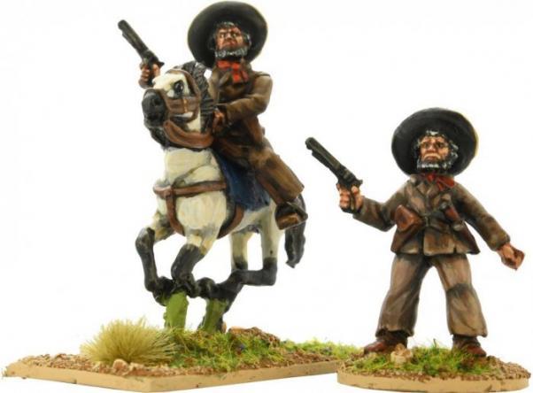 Artizan Designs Wild West: Ernesto - Mexican Bandit