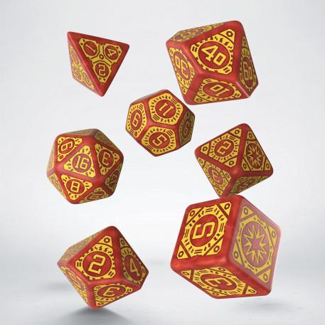 Starfinder: Dawn of Flame Dice Set