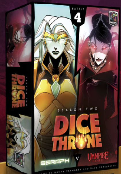 Dice Throne: Season Two Box 4