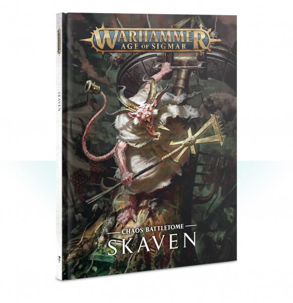 Age of Sigmar: Battletome - Skaven (HC)
