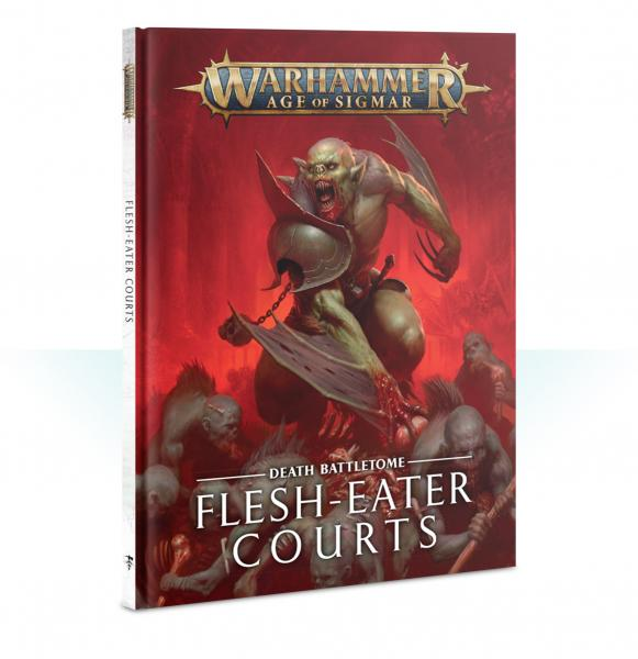 Age of Sigmar: Battletome - Flesh Eater Courts (2019) (HC)