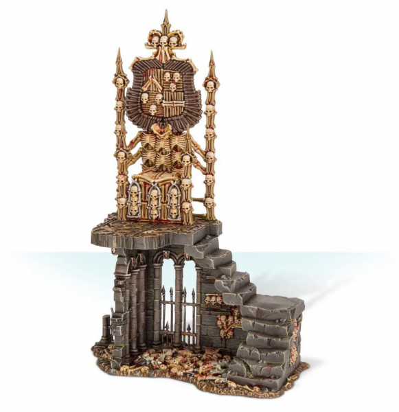 Age of Sigmar: Fleash Eater Courts Charnel Throne