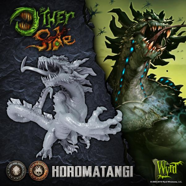 The Other Side (Gibbering Hordes): Horomatangi